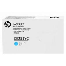 HP KONTRAKTY Toner HP LaserJet CE251YC cyan, 504Y - CONTRACT