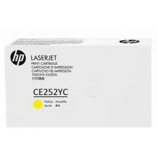HP KONTRAKTY Toner HP LaserJet CE252YC yellow, 504Y - CONTRACT