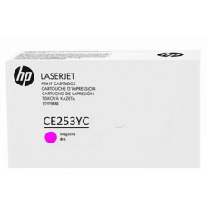 HP KONTRAKTY Toner HP LaserJet CE253YC magenta, 504Y - CONTRACT