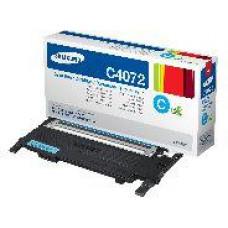 SAMSUNG - HP Toner CLT-C4072S/ELS Cyan