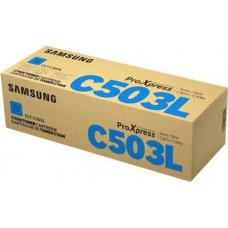 SAMSUNG - HP Toner CLT-C503L Cyan