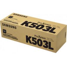 SAMSUNG - HP Toner CLT-K503L Black