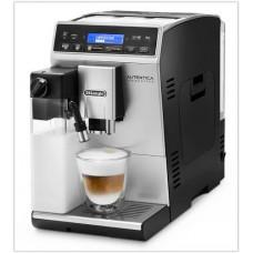 DE´LONGHI DeLONGHI Autentica ETAM 29.660.SB stříbrmý a černý (plnoautomatický kávovar)