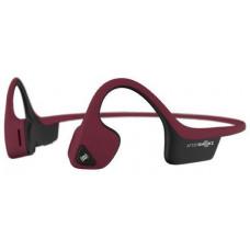 Aftershokz Trekz Air, Bluetooth sluchátka před uši, červená