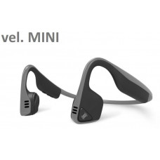Aftershokz Trekz Titanium Mini, Bluetooth sluchátka před uši, šedé