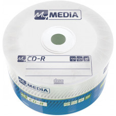 MyMedia CD-R My Media 700MB (80min) 52x 50-spindl