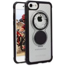 Rokform Kryt Crystal - Carbon Clear pro iPhone 8 / 7 / 6 and iPhone SE (2nd Gen), čirý