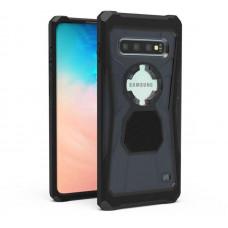 Rokform Kryt na mobil Rugged pro Samsung Galaxy S10 Plus, černý