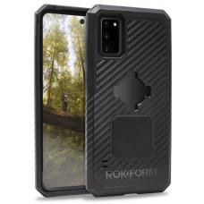 Rokform Kryt na mobil Rugged pro Samsung Galaxy S20 Plus, černý