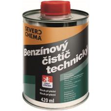 SEVEROCHEMA čistič benzínový technický 420ml