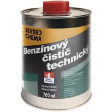 SEVEROCHEMA čistič benzínový technický 700ml