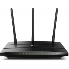 TP-LINK Archer C7 ver.5 AC1750 WiFi DualBand Gbit Router, 3x fixed antennas, 1x USB 2.0