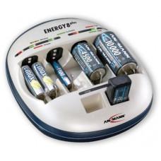Ansmann Baterie - Ansmann Energy 8 Plus nabíječka