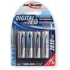 Ansmann Baterie - Ansmann Mignon 4xAA Typ 2850 min 1,2V/2650 mAh DIGIT