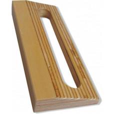 Ideal Dřevěný dorazník papíru pro EBA-IDEAL 4300, 4305, 4315, 4350, 432, 435, 436, 4205, 4215, 4250