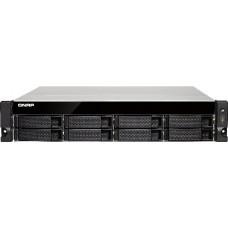 QNAP TS-853BU-RP-4G (2,3GHz / 4GB RAM / 8xSATA / 4x GbE / 1x PCIe / 1x HDMI / 4x USB 3.0 / 2x