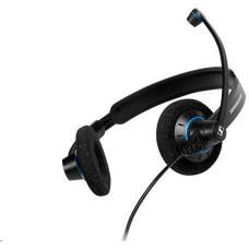 Sennheiser SC 60 USB ML headset - oboustranná sluchátka s mikrofonem