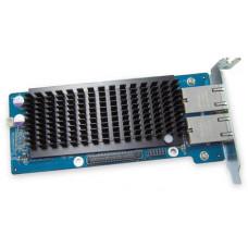 QNAP Dual-port 10GbE  Expansion Car LAN-10G2T-X550