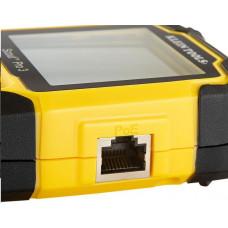 Klein Tools - LAN TESTER - VDV Scout Pro 3 Tester Kit, ID 18xRJ-45, 18x F-konektor