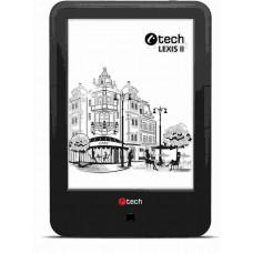 C-TECH E-book C-TECH Lexis II (EBR-62), quad core, Android, dotyková HD obrazovka s dvojím