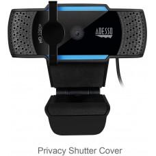 Spire ADESSO webkamera CyberTrack H5 (1080P HD Auto Focus, duální mikrofon, bezpečnostní záklopka)