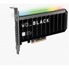 WD BLACK SSD NVMe 1TB PCIe AN1500,Gen3, (R:6500, W:4100MB/s)