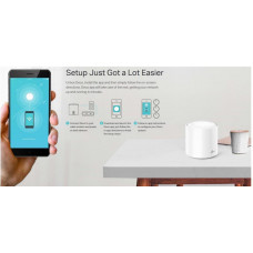 TP-LINK AX1800 Smart Home Mesh WiFi6 Deco X20(1-pack)