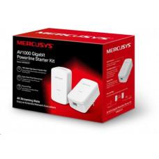 MERCUSYS MP500 KIT [AV1000 Gigabit Powerline Starter Kit]