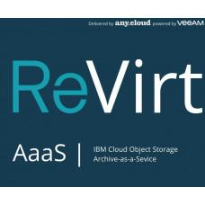 any.cloud ReVirt AaaS | Veeam Object Storage (100GB/1M)