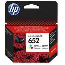 HP Cartridge HP InkJet F6V24AE color, 652