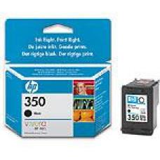 HP 350 - černá inkoustová kazeta, CB335EE