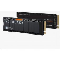 WD BLACK SSD NVMe 1TB PCIe SN850,Gen4 , (R:7000, W:5300MB/s)