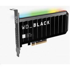 WD BLACK SSD NVMe 2TB PCIe AN1500,Gen3, (R:6500, W:4100MB/s)