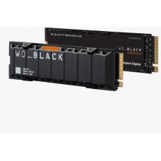 WD BLACK SSD NVMe 2TB PCIe SN850,Gen4 , (R:7000, W:5100MB/s)