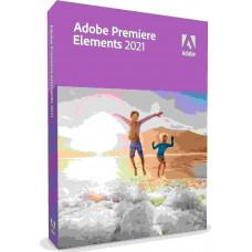 Adobe Premiere Elements 2021 WIN CZ FULL BOX