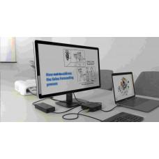 i-tec iTec Thunderbolt 3 Travel Dock Dual 4K Display + Power Delivery 60W