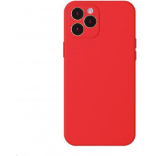 Baseus Liquid Silica Gel Protective Case for Apple iPhone 12 Pro 6.1'' Bright Red