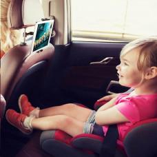 Baseus Držák na mobil Baseus Back Seat Headrest Phone Bracket Holder - černý