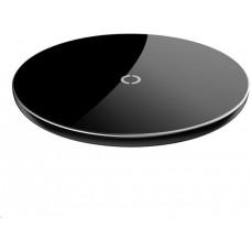 Baseus Bezdrátová nabíječka Baseus Simple 10W - černá