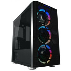 LC-POWER case Gaming 708MB Beyond_X Midi Tower, window, černá