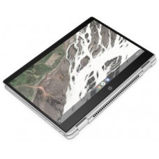 HP ChromeBook x360 14 G1 i3-8130U Stříbrná/ šedá