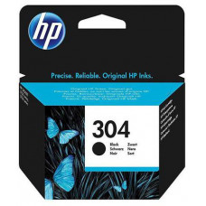 HP Cartridge HP InkJet N9K06AE black, 304