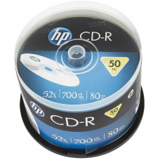 HP CD-R HP 700MB (80min) 52x 50-spindl