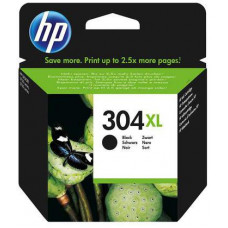 HP Cartridge HP InkJet N9K08AE black, 304XL