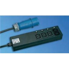 KNURR BladePower PDU 2xC13+3xC19, 1x32A IEC60309