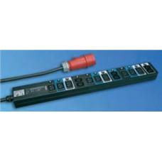 KNURR BladePower PDU 6xC13+9xC19, 3x32A IEC60309