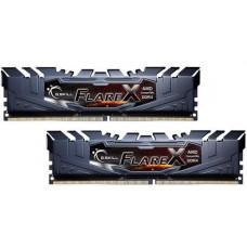 GSKILL G.SKILL 16GB=2x8GB Flare X DDR4 3200MHz CL16 1.35V