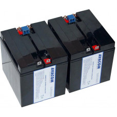 AVACOM Baterie AVACOM AVA-RBC55 náhrada za RBC55 - baterie pro UPS