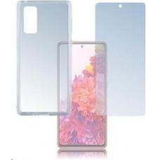 4smarts 360° Protection set (tvrzené sklo + gelový zadní kryt) pro Samsung G780 Galaxy S20 FE