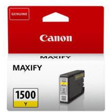 Canon cartridge INK PGI-1500 Y